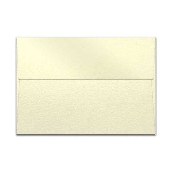 Curious Metallic ENVELOPES - A7 Envelopes - WHITE GOLD - 50 PK
