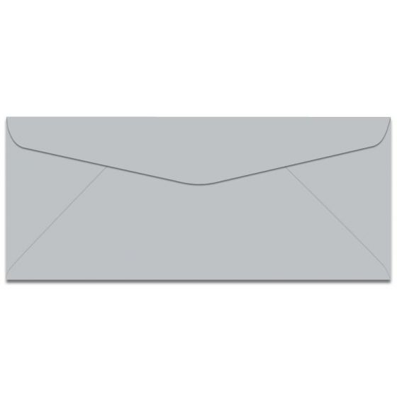 Domtar Colors - Earthchoice No. 10 Envelopes - GRAY - 500 PK [DFS-48]