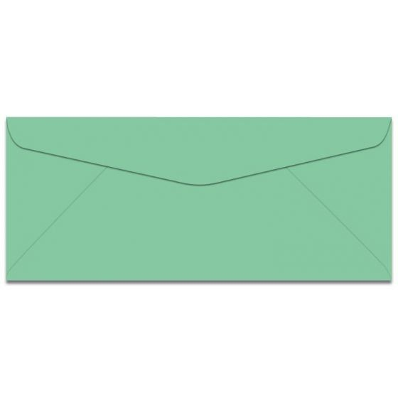 Domtar Colors - Earthchoice No. 10 Envelopes - GREEN - 500 PK