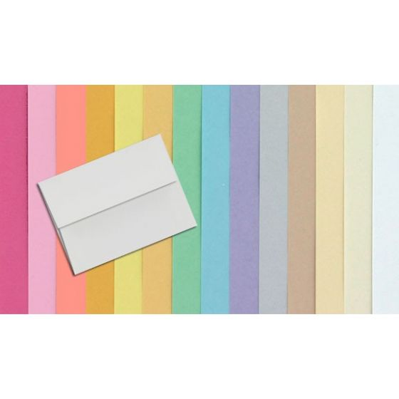 Domtar Colors Earthchoice - A2 Envelopes - 1000/carton [DFS-48]