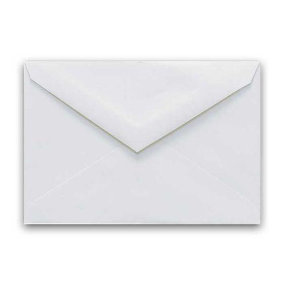 Cougar Opaque Envelopes - WHITE - 4BAR (A1) Envelopes - 250 PK [DFS-48]