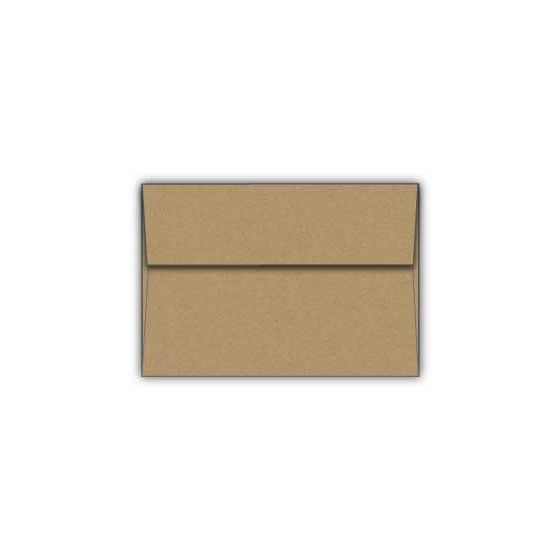 [Clearance] DUROTONE PACKING BROWN WRAP - A6 Envelopes (70T/104gsm) - 250 PK