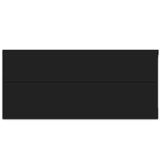 POPTONE Black Licorice - NO. 10 Envelopes - 50 PK