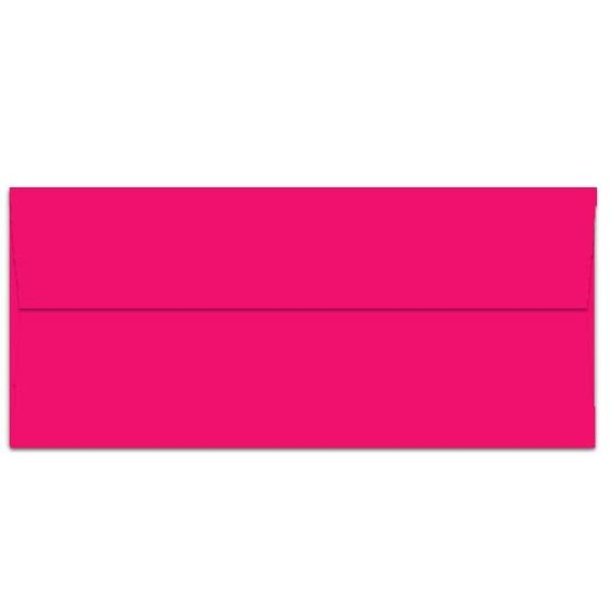 POPTONE Razzle Berry - NO. 10 Envelopes - 500 PK [DFS-48]