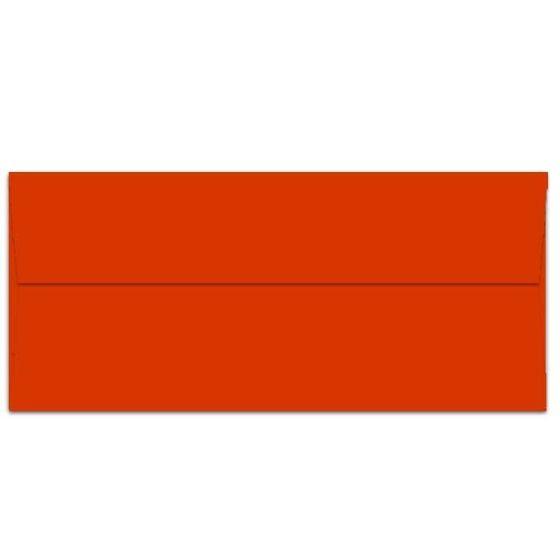 POPTONE Tangy Orange - NO. 10 Envelopes - 500 PK [DFS-48]
