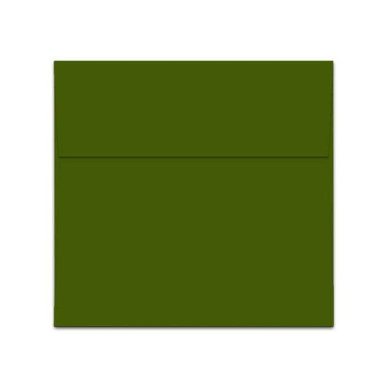 [Clearance] POPTONE Jellybean Green - 6.5 in Square Envelopes - 250 PK