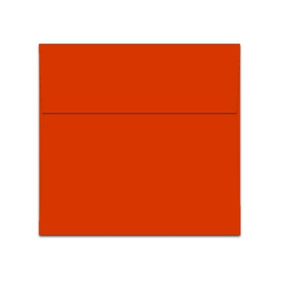 [Clearance] POPTONE Tangy Orange - 6.5 in Square Envelopes - 250 PK
