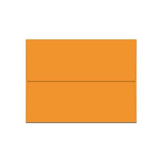 POPTONE Orange Fizz - A2 Envelopes (4.375-x-5.75) - 250 PK [DFS-48]