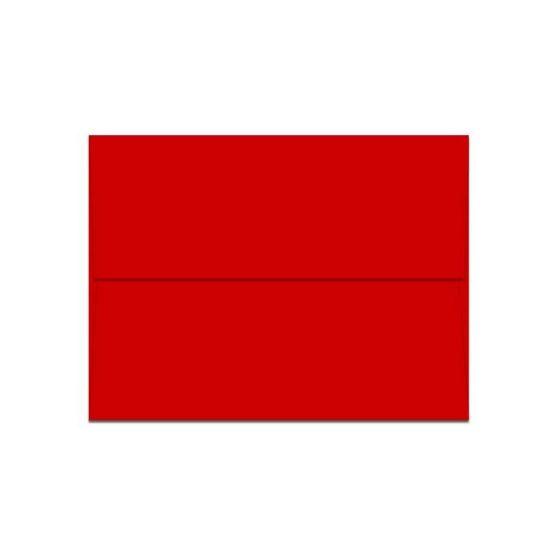 POPTONE Red Hot - A2 Envelopes (4.375-x-5.75) - 1000 PK