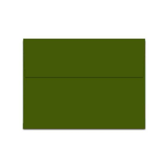 POPTONE Jellybean Green - A6 Envelopes (4.75-x-6.5) - 50 PK [DFS]