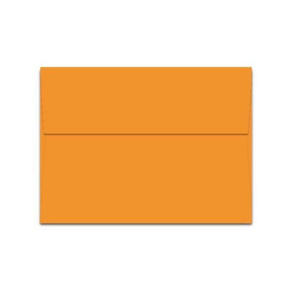 POPTONE Orange Fizz - A6 Envelopes (4.75-x-6.5) - 50 PK