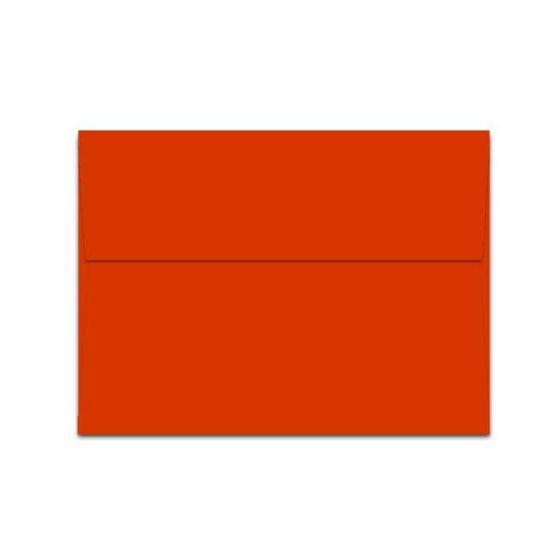 POPTONE Tangy Orange - A6 Envelopes (4.75-x-6.5) - 1000 PK [DFS-48]