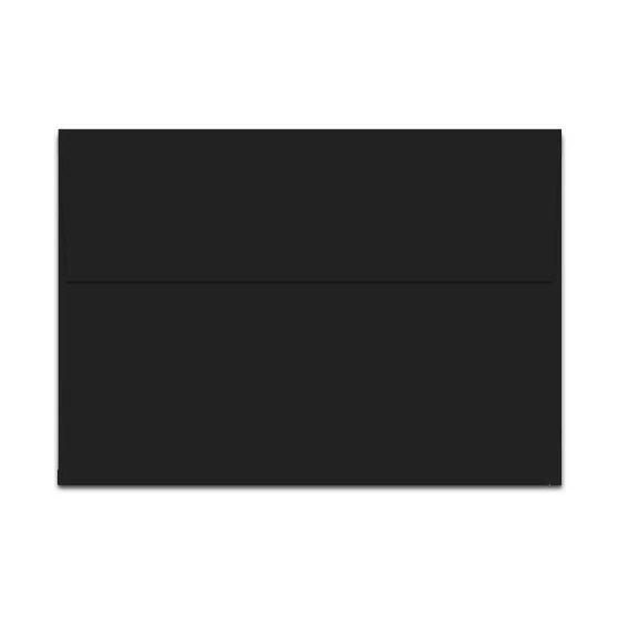 POPTONE Black Licorice - A7 Envelopes (5.25-x-7.25) - 250 PK
