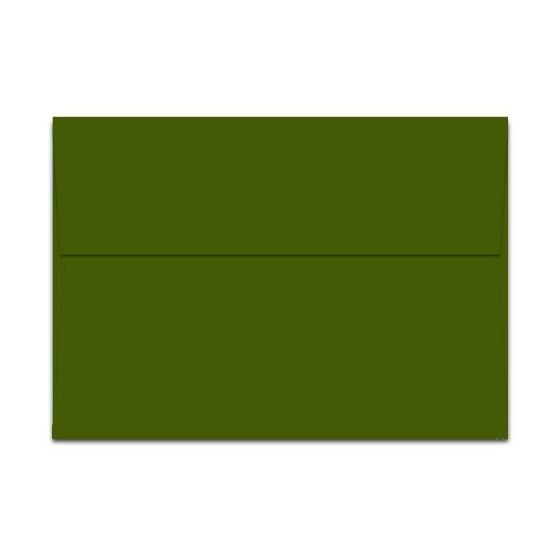 POPTONE Jellybean Green - A7 Envelopes (5.25-x-7.25) - 50 PK [DFS]