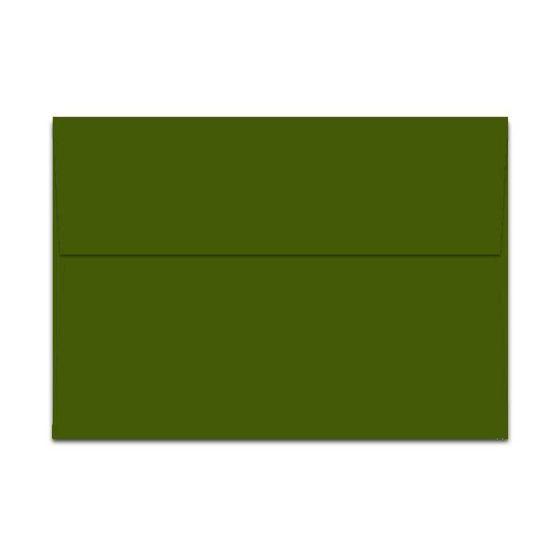 POPTONE Jellybean Green - A7 Envelopes (5.25-x-7.25) - 250 PK