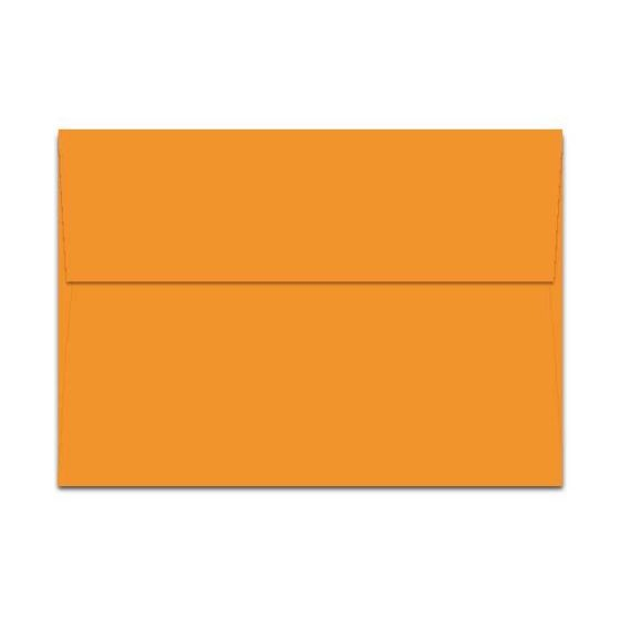 POPTONE Orange Fizz - A7 Envelopes (5.25-x-7.25) - 250 PK [DFS-48]