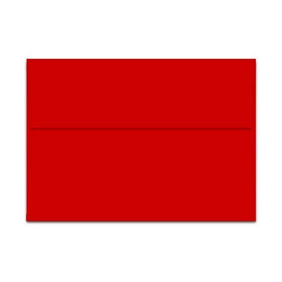 POPTONE Red Hot - A7 Envelopes (5.25-x-7.25) - 1000 PK