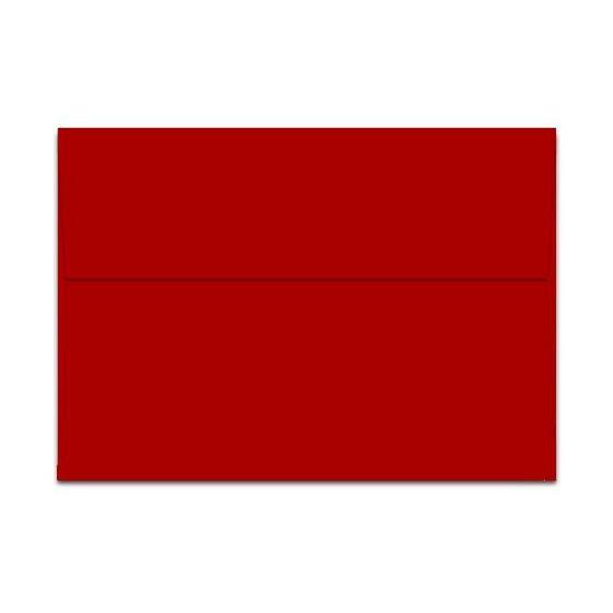 POPTONE Wild Cherry - A7 Envelopes (5.25-x-7.25) - 1000 PK