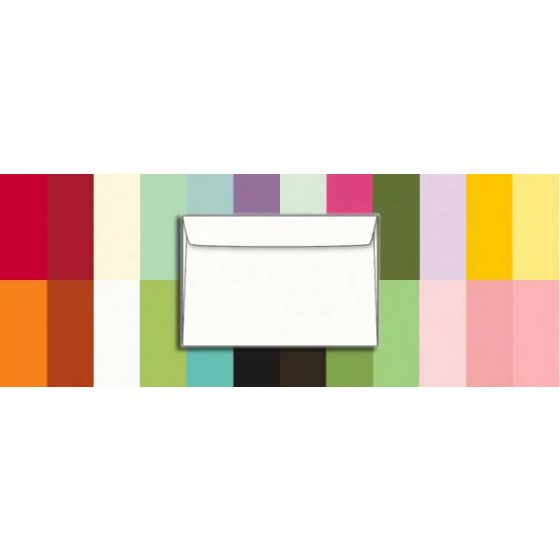 French Paper - POPTONE - 6 x 9 Booklet Envelopes - 500 PK