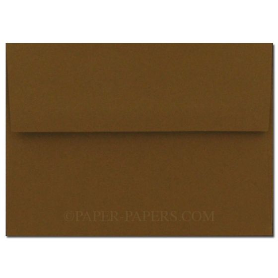 [Clearance] SPECKLETONE Brown - A1 Envelopes - 25 PK