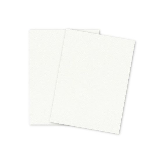 Canaletto Premium White - 20% Cotton Paper 27X39 (70X100cm) - 111lb COVER (300 GSM) - 50 PK
