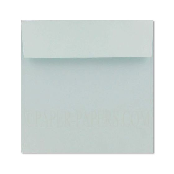 Stardream Metallic - 6.5 Square ENVELOPES - Aquamarine - 1000 PK [DFS-48]