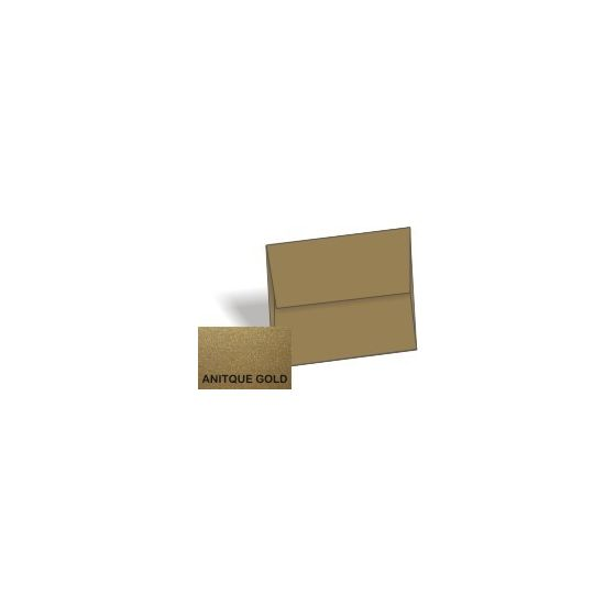 Stardream Metallic - A6 Envelopes (4.75-x-6.5) - ANTIQUE GOLD - 1000 PK [DFS-48]