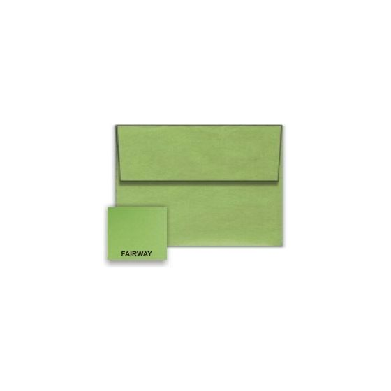 Stardream Metallic - A7 Envelopes (5.25-x-7.25) - FAIRWAY - 50 PK