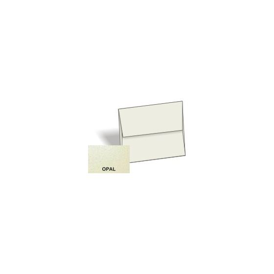 Stardream Metallic - A8 Envelopes (5.5-x-8.125) - OPAL - 25 PK