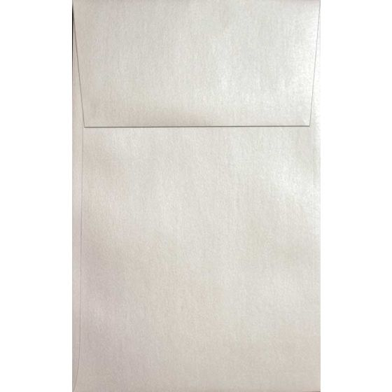 [Clearance] Stardream Metallic Envelopes - A10 VERTICAL ENVELOPES (Open-End) - QUARTZ - 250 PK