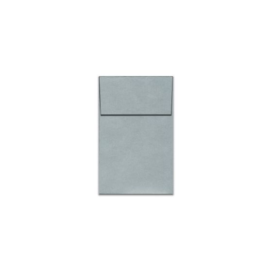 [Clearance] Stardream Metallic Envelopes - A10 VERTICAL ENVELOPES (Open-End) - SILVER - 250 PK
