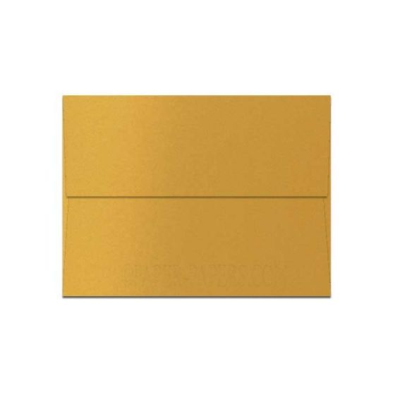 Stardream Metallic - A2 Envelopes (4.375-x-5.75) - FINE GOLD - 250 PK