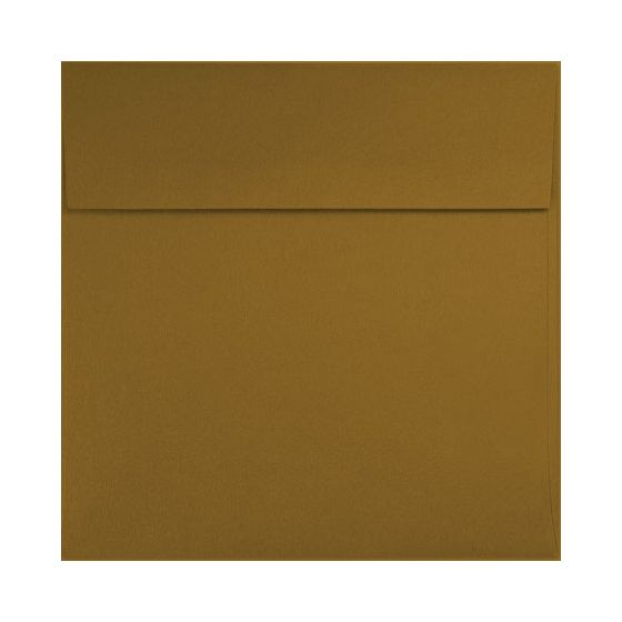 Stardream Metallic - 6 Square ENVELOPES - Antique Gold - 1000 PK