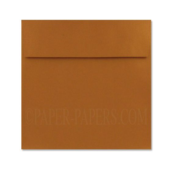 Stardream Metallic - 8 in (8x8) Square COPPER ENVELOPES - 1000 PK [DFS-48]