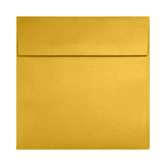 Stardream Metallic - 5 Square ENVELOPES - Fine Gold - 1000 PK [DFS-48]