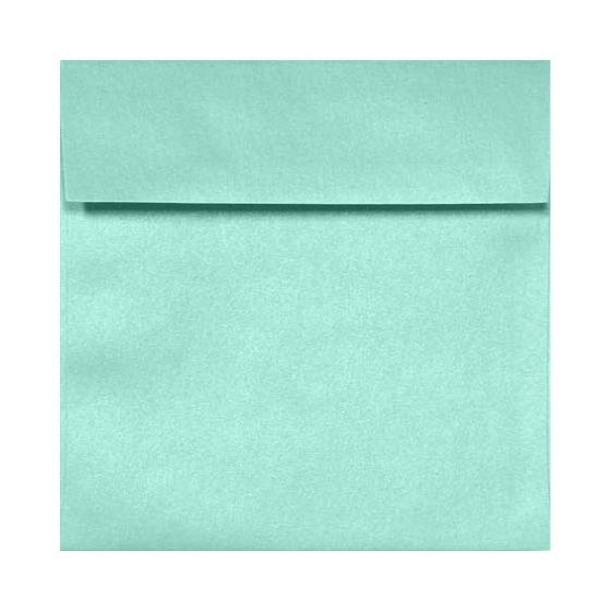Stardream Metallic - 6.5 Square ENVELOPES - Lagoon - 1000 PK [DFS-48]