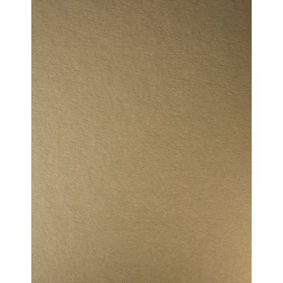 Wild - 8.5X11 Card Stock Paper - SAND - 111lb Cover (300gsm) - 25 PK [DFS]