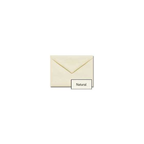 Cougar Opaque - NATURAL - 5 1/2 Bar Envelopes (4 3/8 x 5 3/4) - 2500 PK