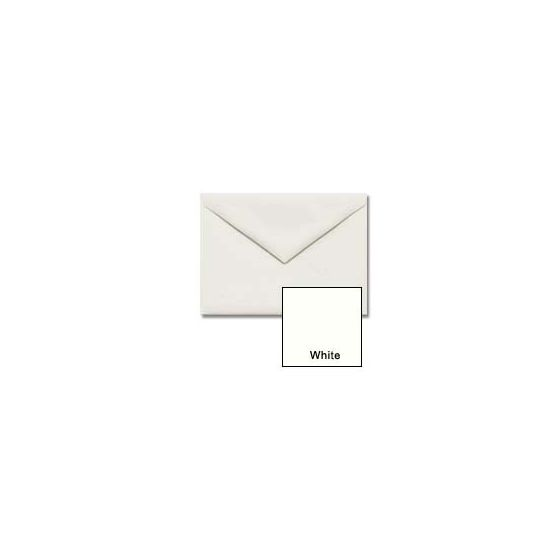 Cougar Opaque - WHITE - 6 Bar Envelopes (4 3/4 x 6 1/2) - 2500 PK [DFS-48]