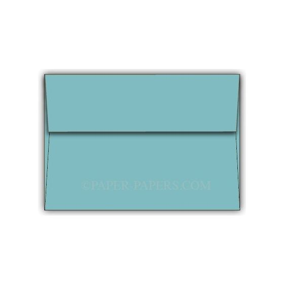BASIS COLORS - A6 Envelopes - Aqua - 250 PK