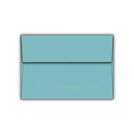 BASIS COLORS - A7 Envelopes - Aqua - 1000 PK [DFS-48]