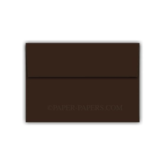 BASIS COLORS - A1 Envelopes - Brown - 250 PK