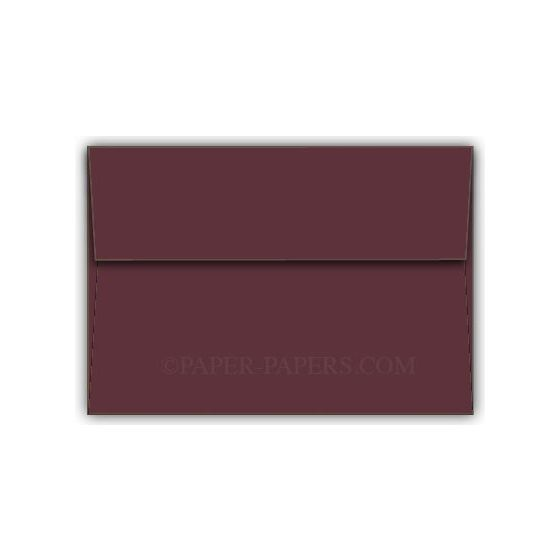 BASIS COLORS - A9 Envelopes - Burgundy - 250 PK [DFS-48]