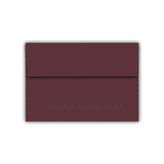 BASIS COLORS - A2 Envelopes - Burgundy - 250 PK