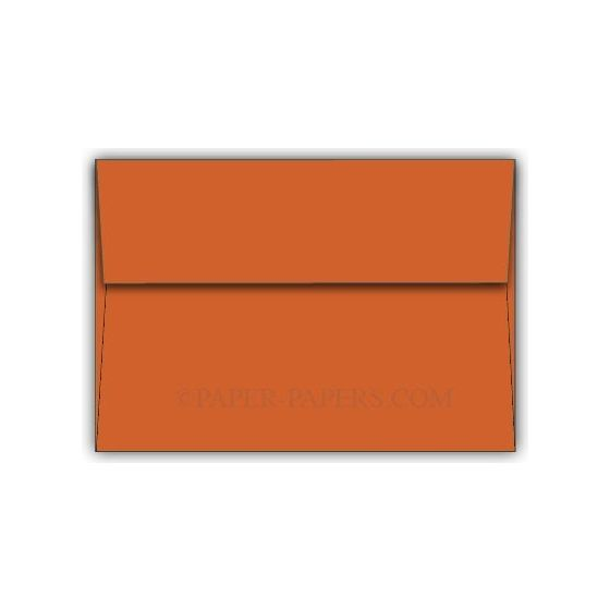 BASIS COLORS - A2 Envelopes - Dark Orange - 50 PK