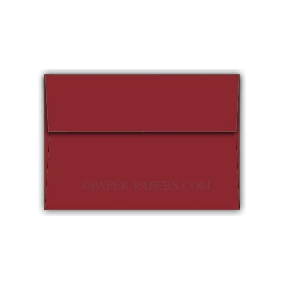 BASIS COLORS - A6 Envelopes - Dark Red - 250 PK [DFS-48]