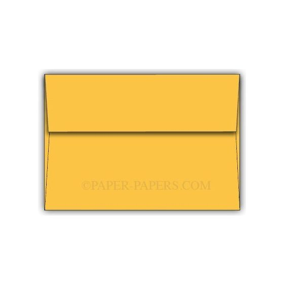 BASIS COLORS - A6 Envelopes - Gold - 250 PK