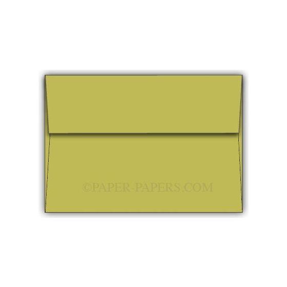 BASIS COLORS - A7 Envelopes - Golden Green - 250 PK [DFS-48]