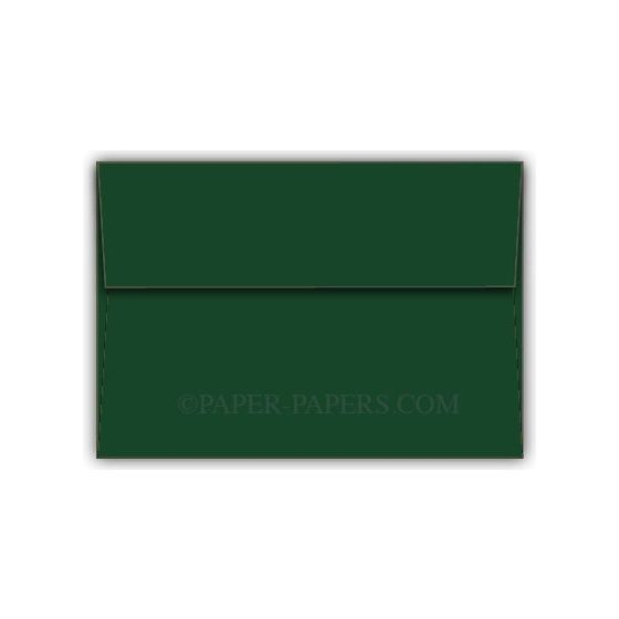 BASIS COLORS - A7 Envelopes - Green - 250 PK [DFS-48]