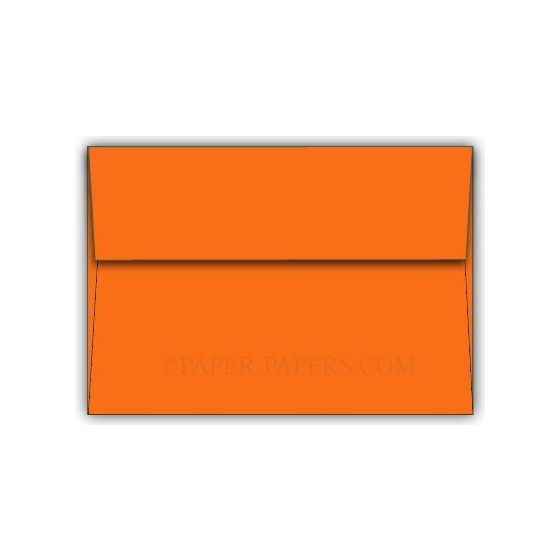 BASIS COLORS - A7 Envelopes - Orange - 1000 PK [DFS-48]